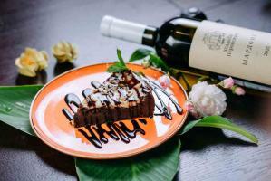 Шоколадный торт Камелот