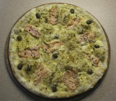 Пицца Кусто