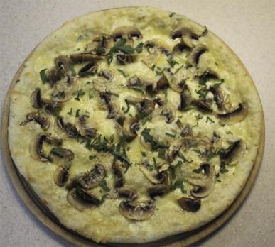 Пицца Грибная поляна