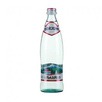 Вода Боржоми (стекло) 0,5 л